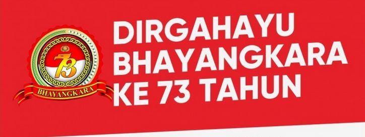 HUT Bhayangkara ke 73